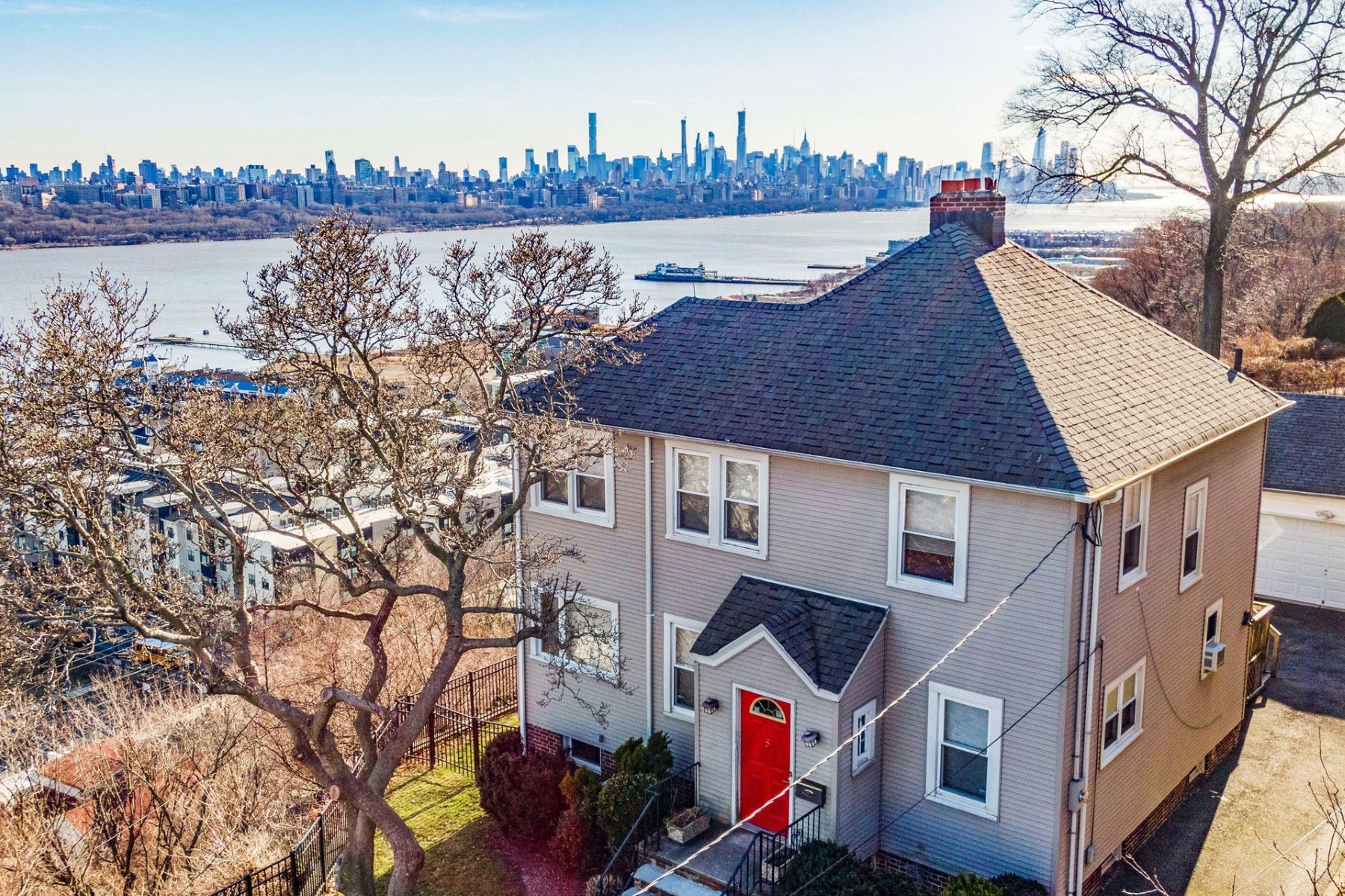 Single Family Home for Sale at Location! Location! Location! 6 Columbia Avenue, Cliffside Park, New Jersey 07010 United States