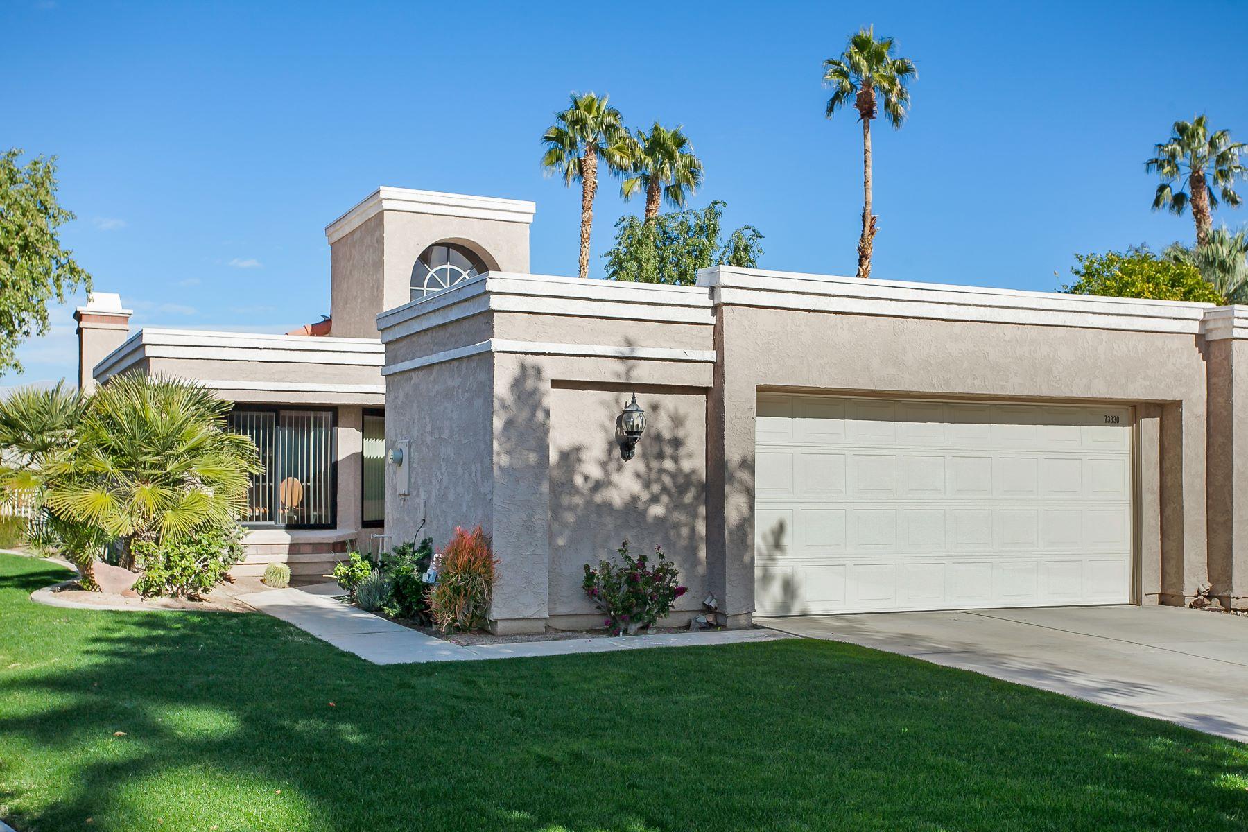Частный односемейный дом для того Продажа на 73830 Calle Bisque Palm Desert, Калифорния, 92260 Соединенные Штаты