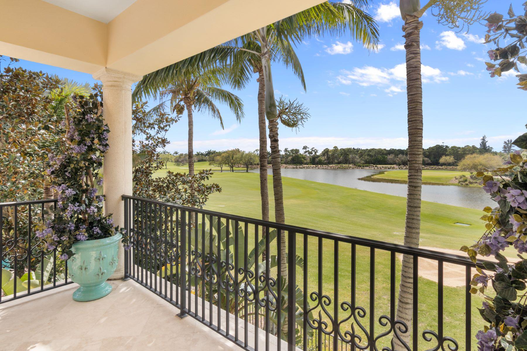 Einfamilienhaus für Verkauf beim 11127 Green Bayberry Drive Old Palm Golf Club, Palm Beach Gardens, Florida, 33418 Vereinigte Staaten