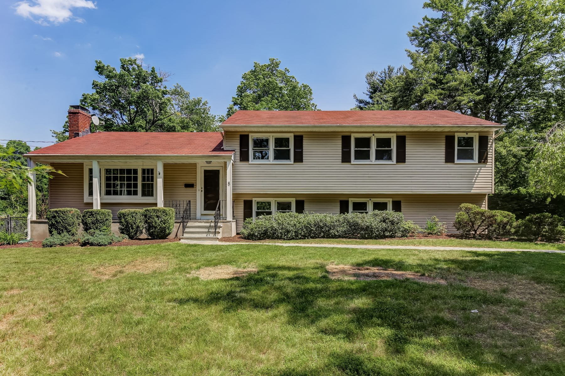 Single Family Home for Sale at Bright, Open, Renovated! 8 Greenwood Road Morris Plains, New Jersey 07950 United States