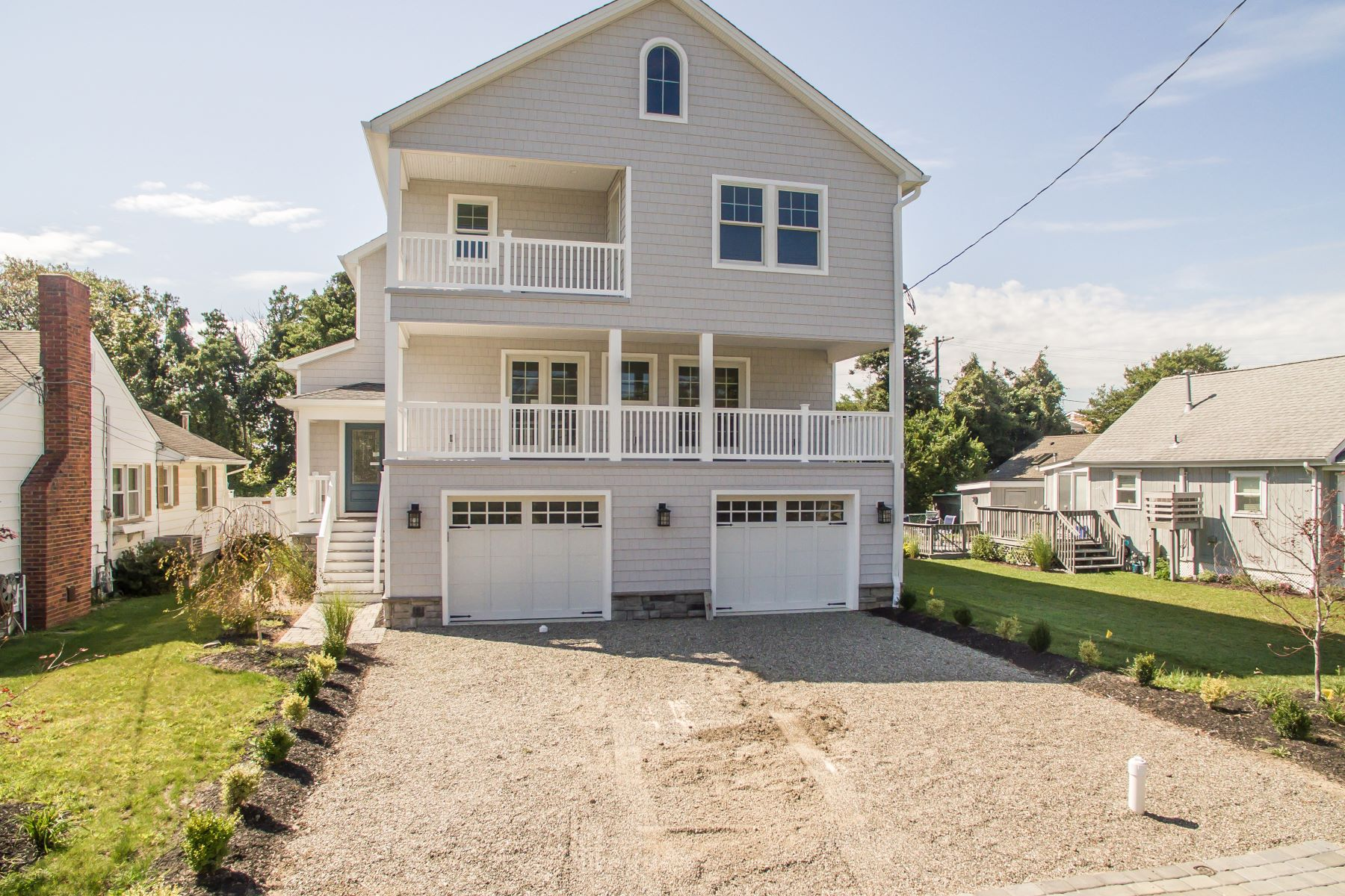 Single Family Home for Sale at Presenting Coastal Charm At It's Finest 306 Carter Avenue, Point Pleasant Beach, New Jersey 08742 United States