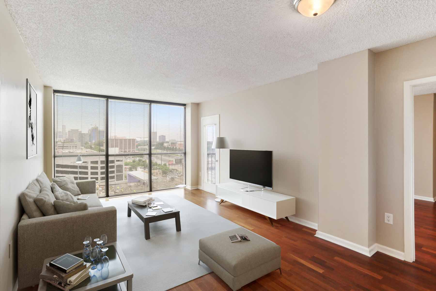 Condominium for Sale at Intown Living at 1280 West 1280 W Peachtree Street 1606 Atlanta, Georgia 30309 United States