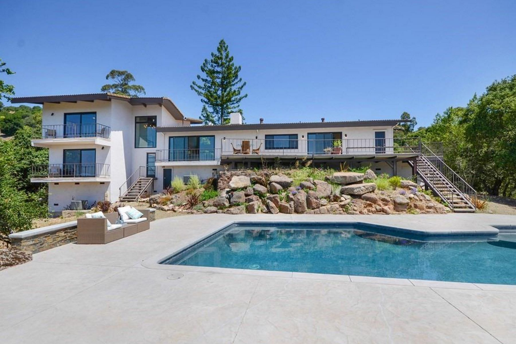 Single Family Homes for Active at Napa Valley Views & Beyond 2670 Atlas Peak Road Napa, California 94558 United States