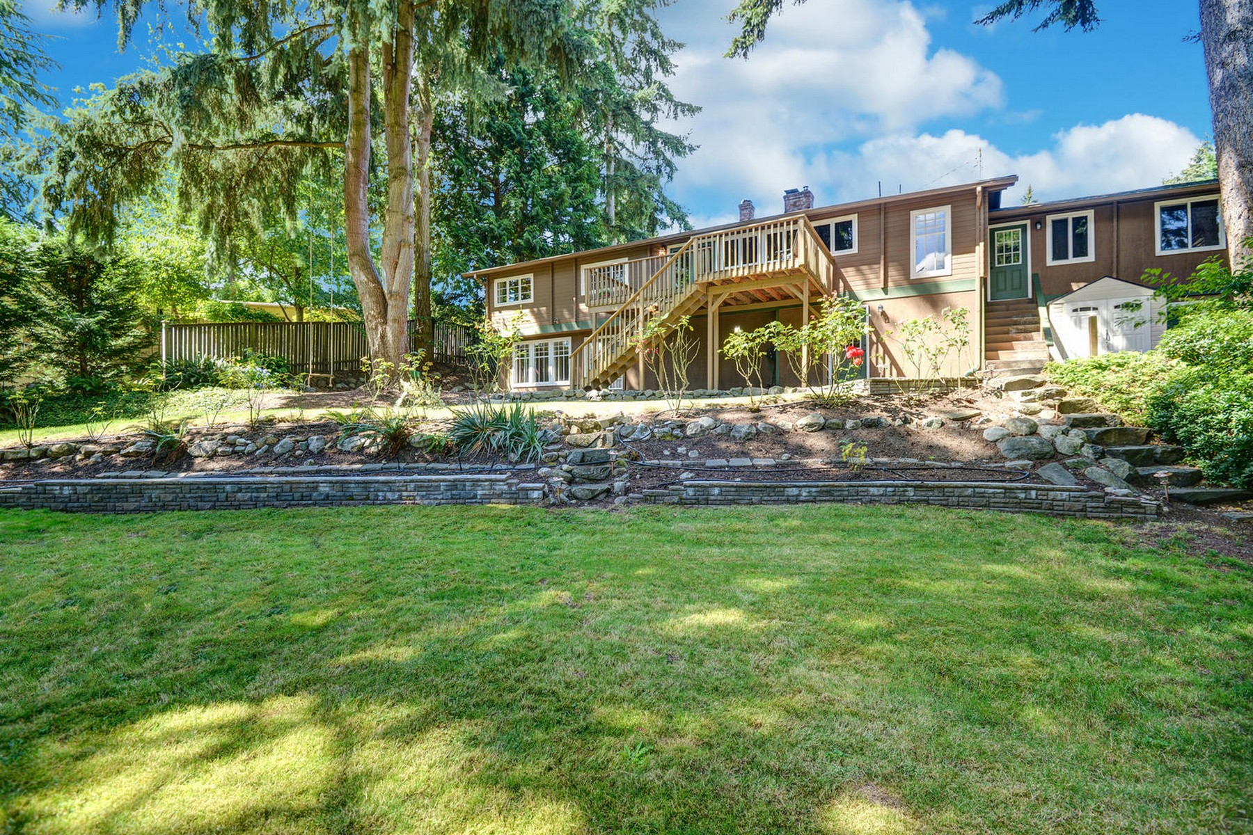 Single Family Home for Sale at Rose Hill Remodel 9330 132nd Ave NE Redmond, Washington 98052 United States