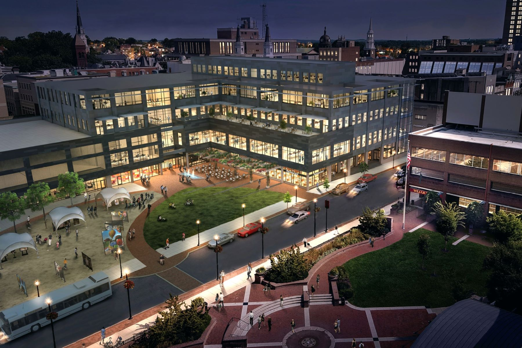 Condominiums for Sale at 101 N Queen Street Unit 412 Lancaster, Pennsylvania 17603 United States