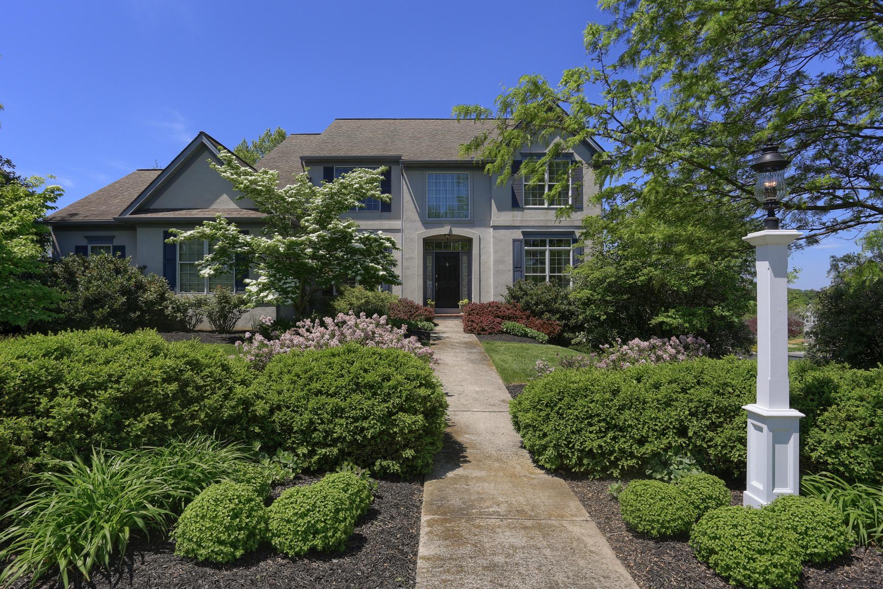 独户住宅 为 销售 在 2121 Colleens Way 兰开斯特, 宾夕法尼亚州 17601 美国