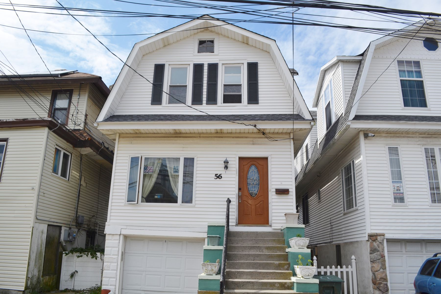 Single Family Homes for Sale at 56 N Trenton Ave Atlantic City, New Jersey 08401 United States