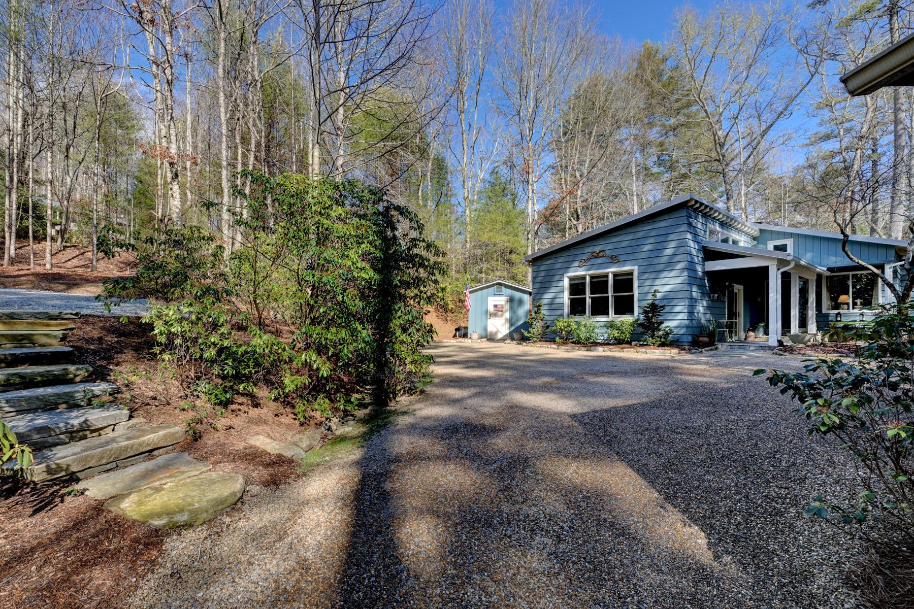 Single Family Home for Sale at McIntyre 55 Potter Lane Highlands, North Carolina, 28741 United States