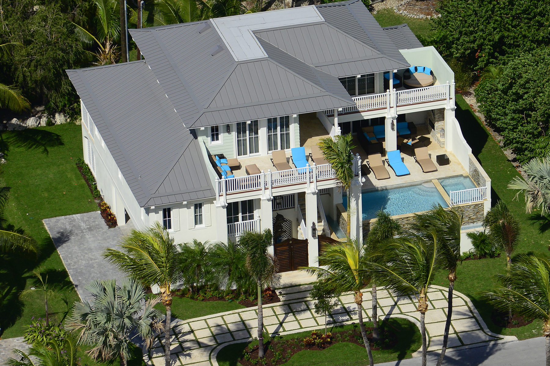 Vivienda unifamiliar por un Venta en Spectacular Villa Cay Home at Ocean Reef 204 Andros Road, Ocean Reef Community, Key Largo, Florida, 33037 Estados Unidos