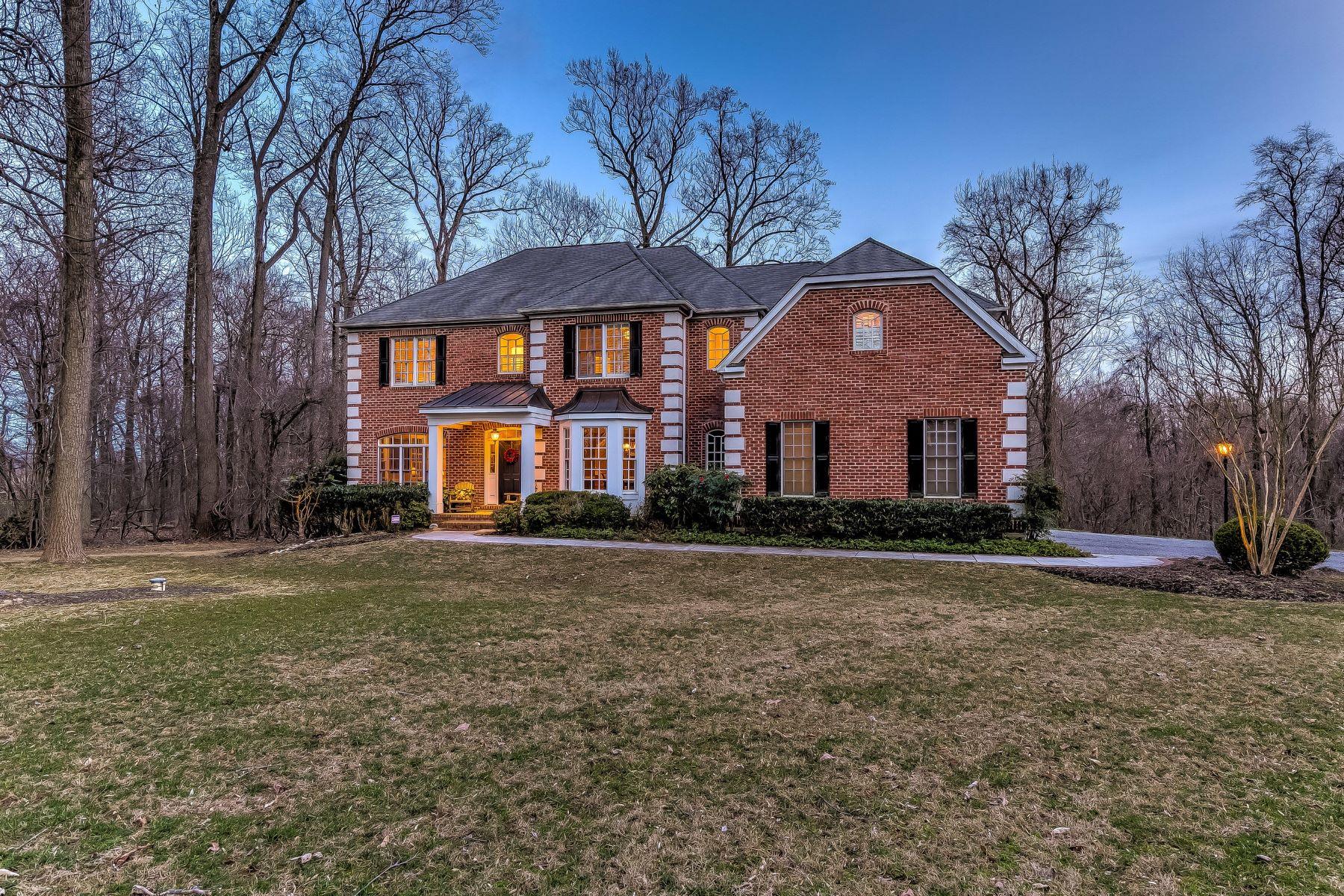 Single Family Homes por un Venta en HuntValley 2035 Stockton Road Phoenix, Maryland 21131 Estados Unidos