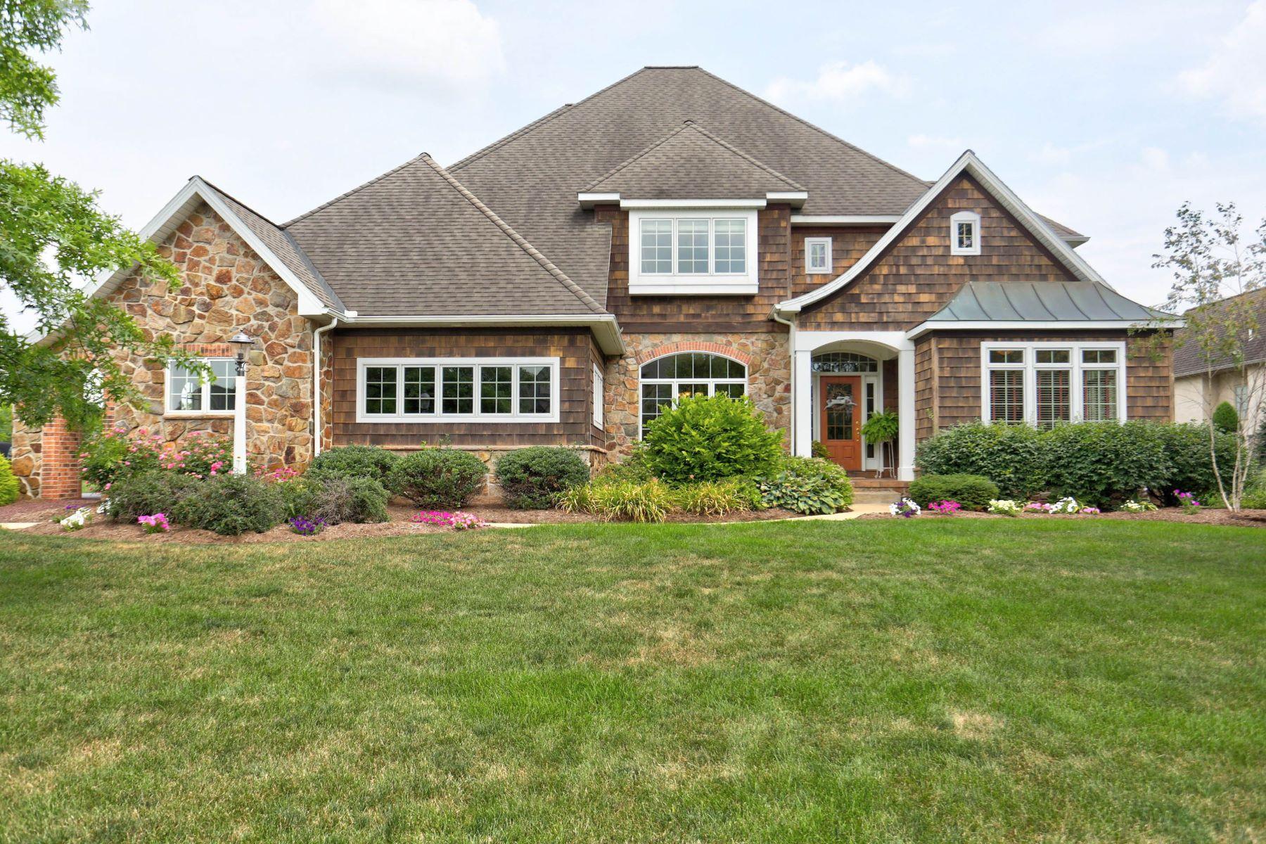Casa Unifamiliar por un Venta en 506 Wheatfield Drive Lititz, Pennsylvania 17543 Estados Unidos