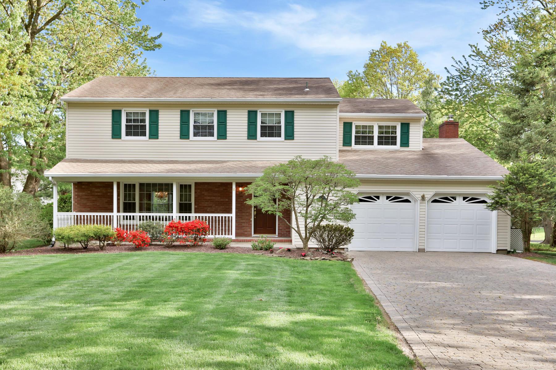 Maison unifamiliale pour l Vente à 14 Oak Knoll Road Ocean, New Jersey 07712 États-Unis