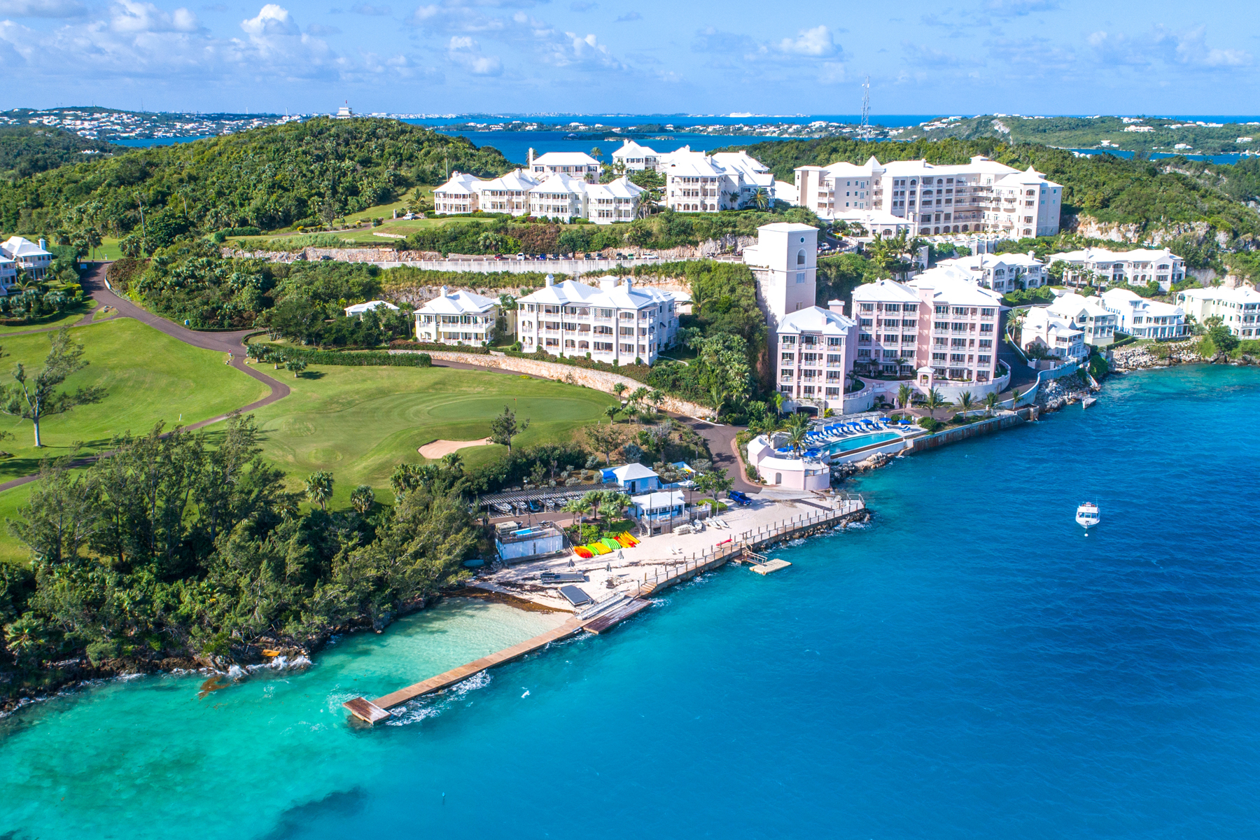 fractional ownership prop for Sale at Tucker's Point Harbour Court - 3 Bedroom Hamilton Parish, Other Areas In Bermuda Bermuda