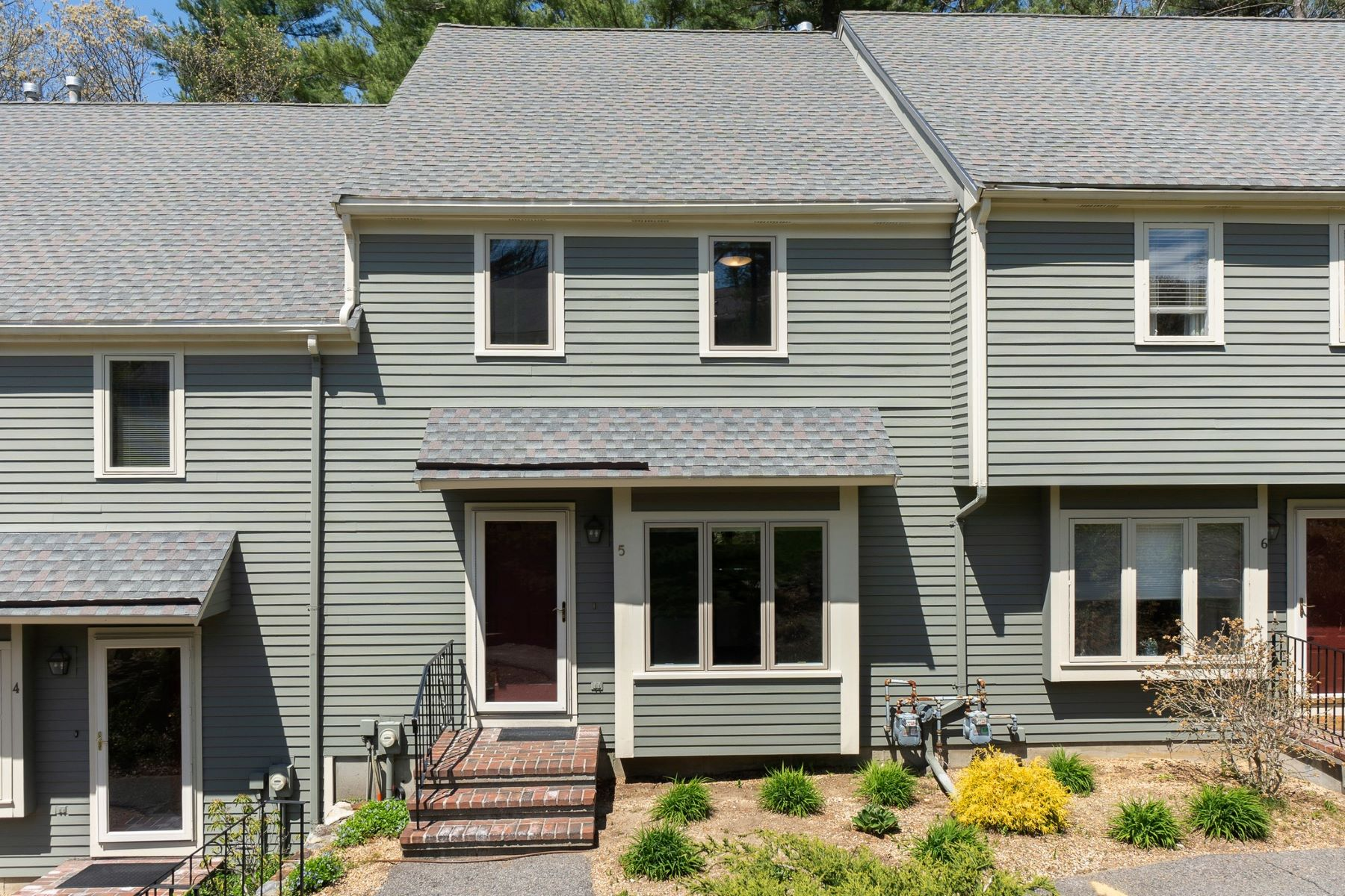 Condominiums for Active at 23 Deer Path 5 Maynard, Massachusetts 01754 United States