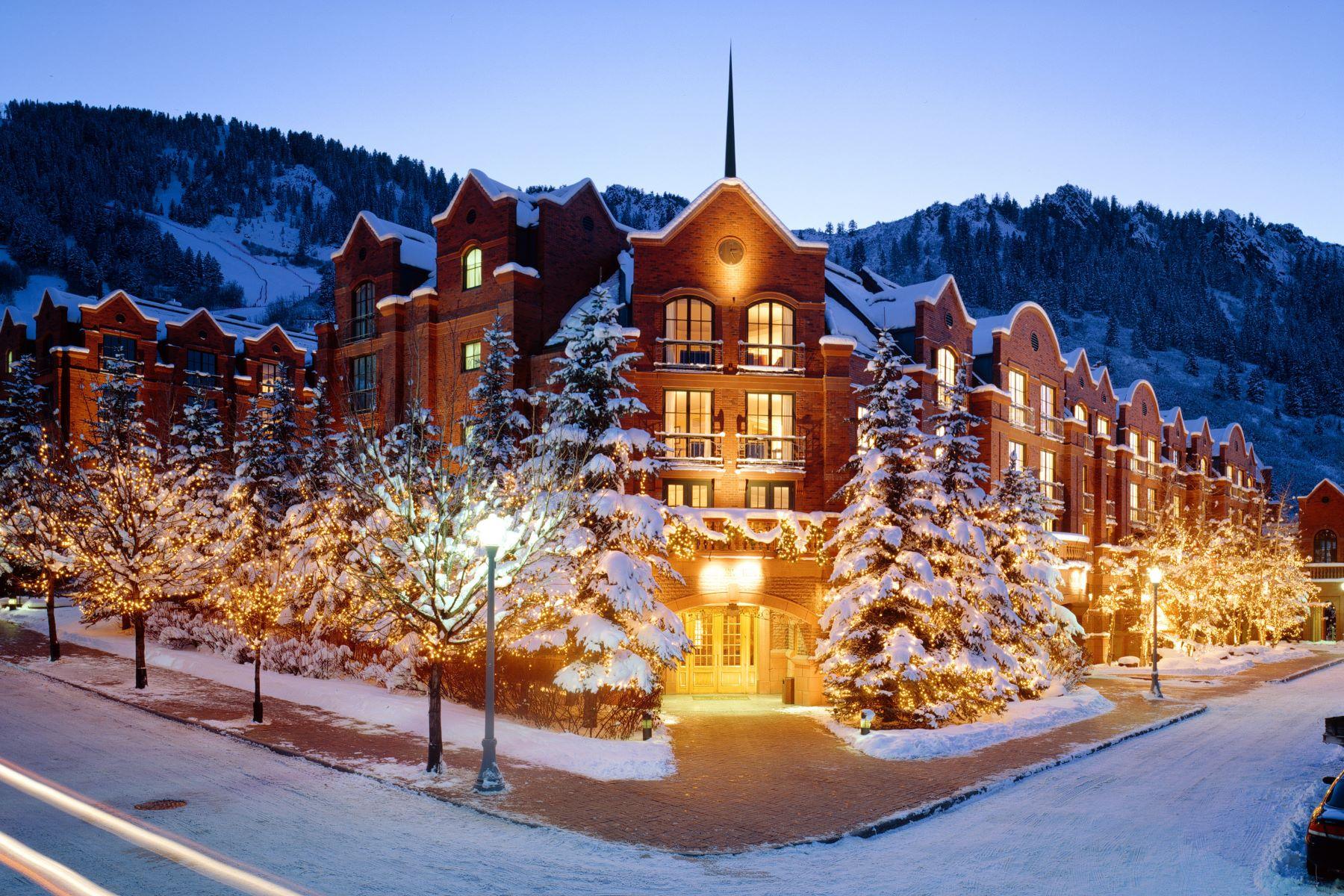 Долевое владение для того Продажа на St Regis Residence Club 315 East Dean Street Unit B31 J8, Central Core, Aspen, Колорадо, 81611 Соединенные Штаты