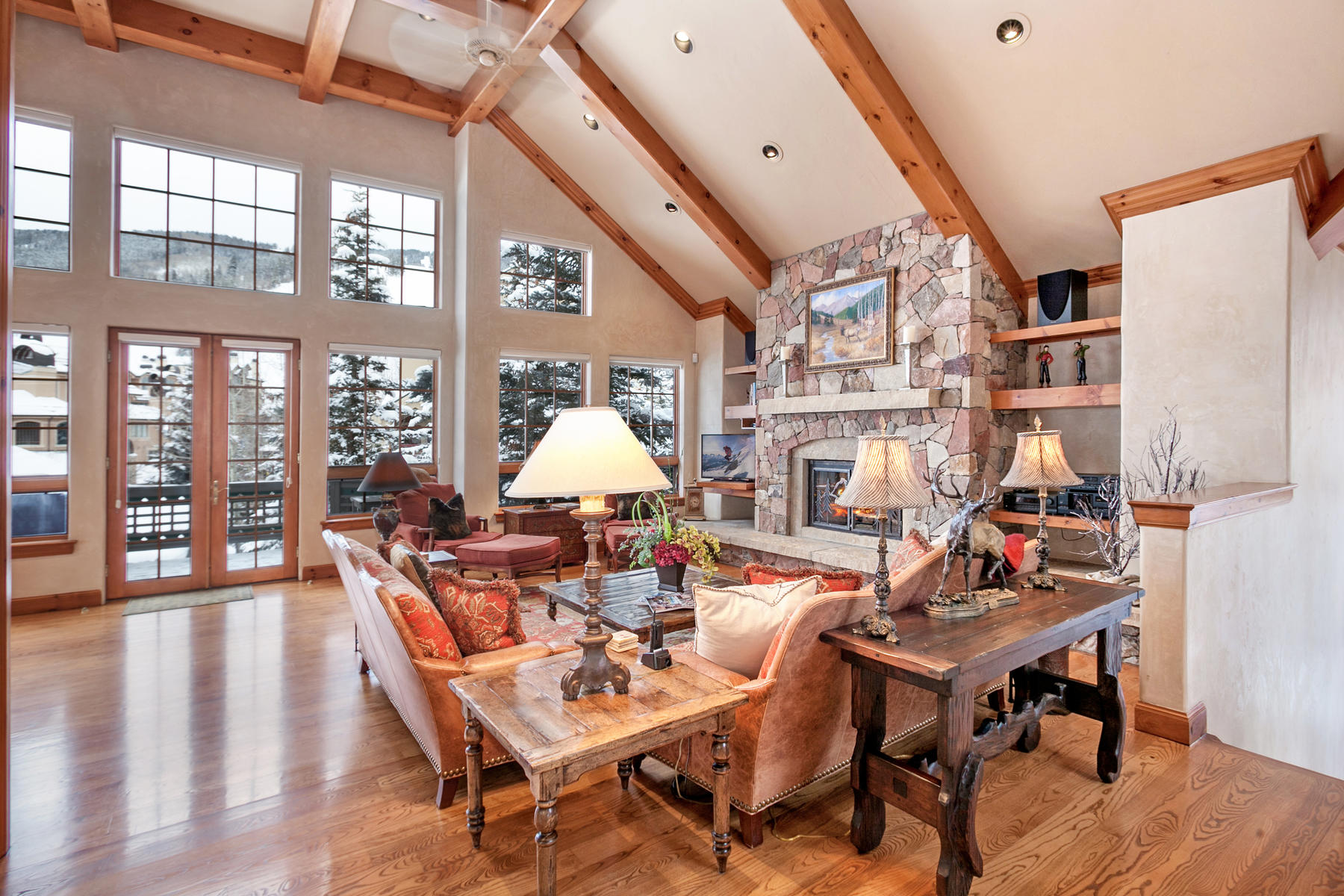 Townhouse for Active at Pinehurst Residence 3 45 Red Spruce Lane Beaver Creek, Colorado 81620 United States