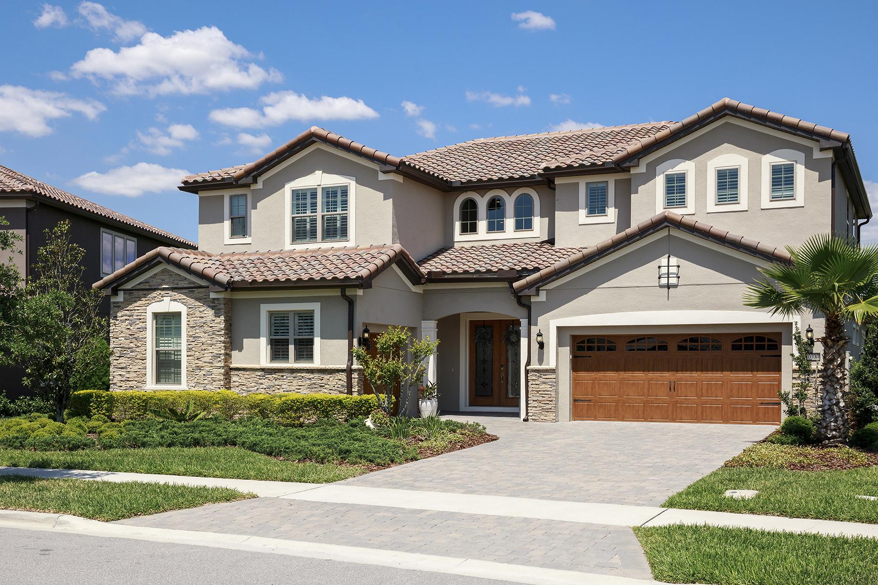 Single Family Homes por un Venta en ORLANDO 10737 Savona Way, Orlando, Florida 32827 Estados Unidos