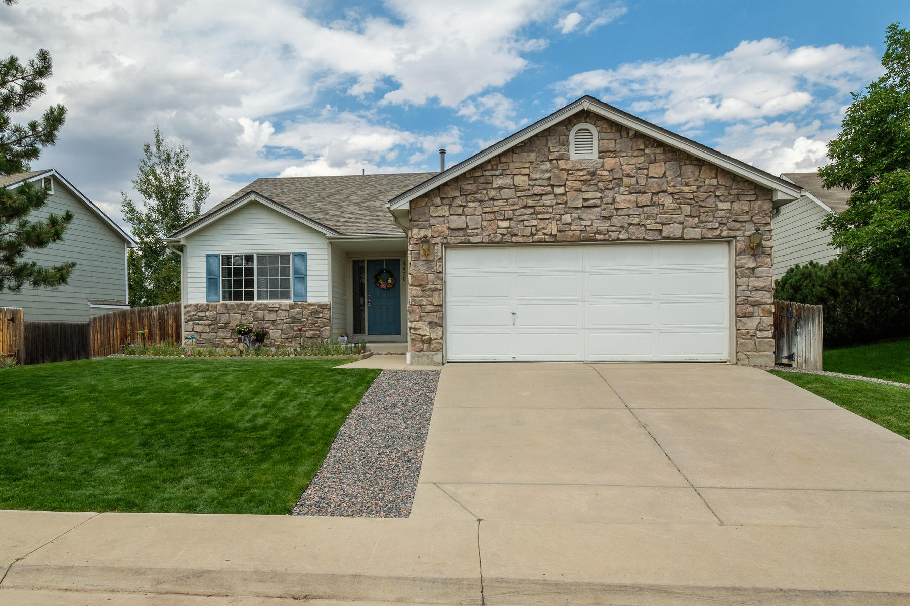 Single Family Home for Active at Welcome home to this wonderful three bedroom ranch style home 5470 S Nepal Ct Centennial, Colorado 80015 United States