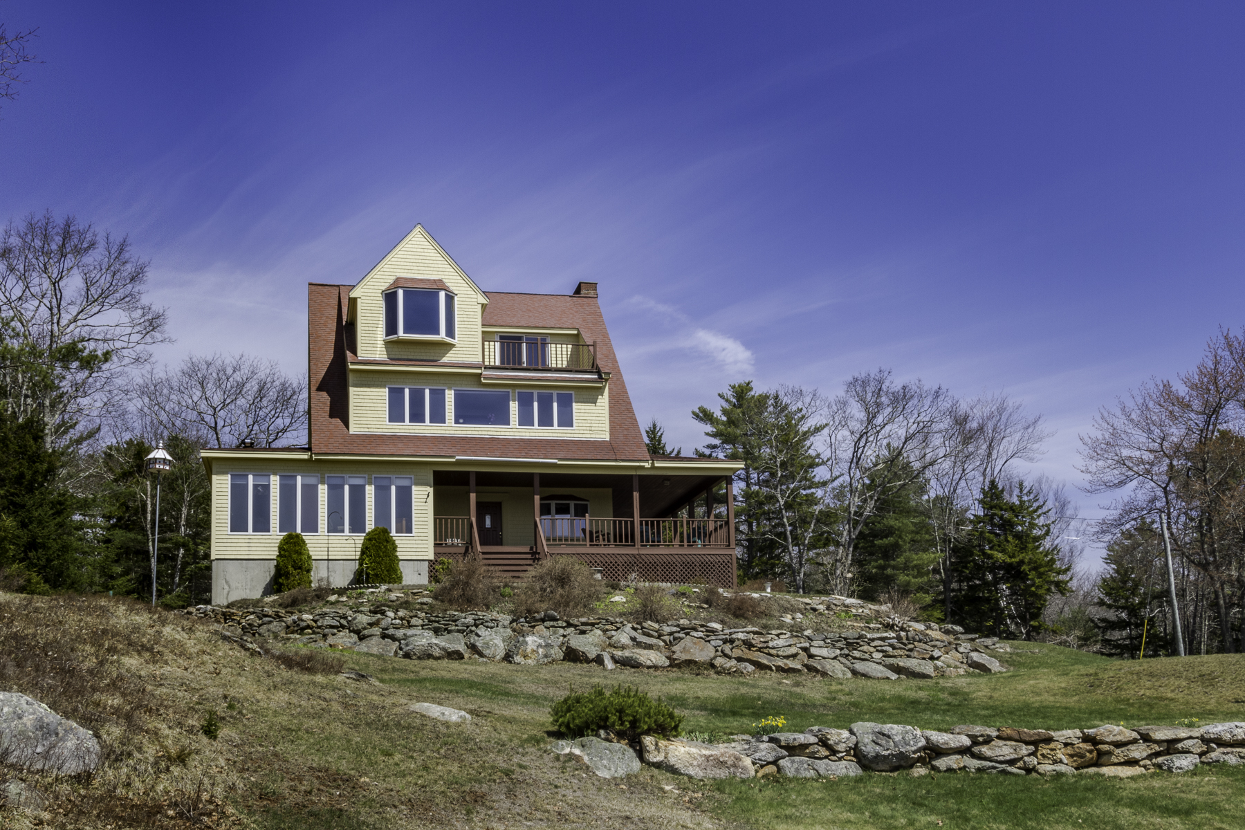 Single Family Home for Sale at 419 Pemaquid Harbor Road Bristol, Maine, 04558 United States