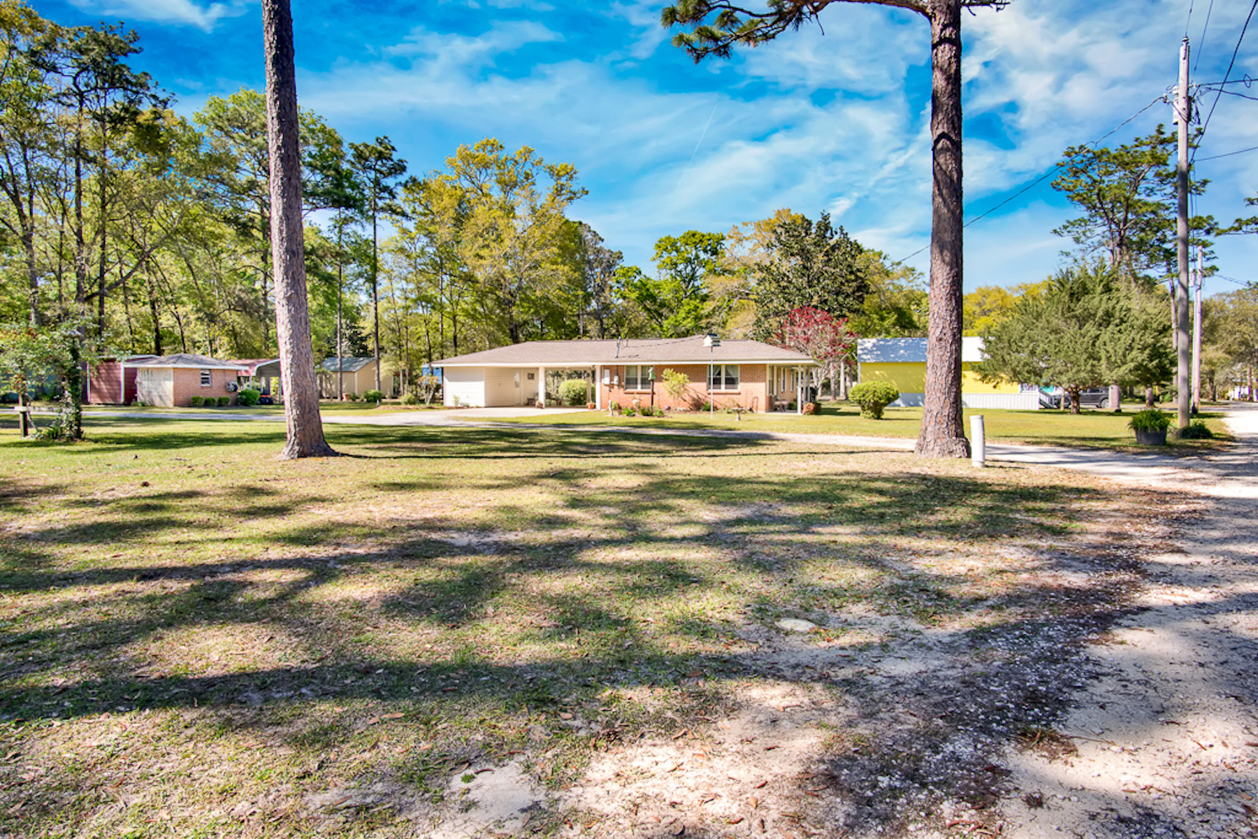 Single Family Home for Active at Bon Secour River 6781 Piney Woods Rd Foley, Alabama 36535 United States