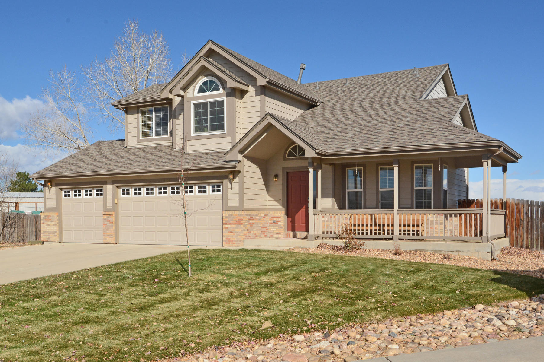 Single Family Home for Active at Private Location on a Quiet Cul-De-Sac with Forever Views 11489 Daisy Court Firestone, Colorado 80504 United States