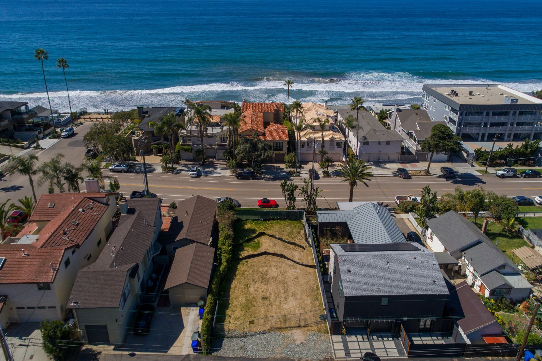 Land for Sale at Beach Lot 541 4th St 11 Encinitas, California 92024 United States