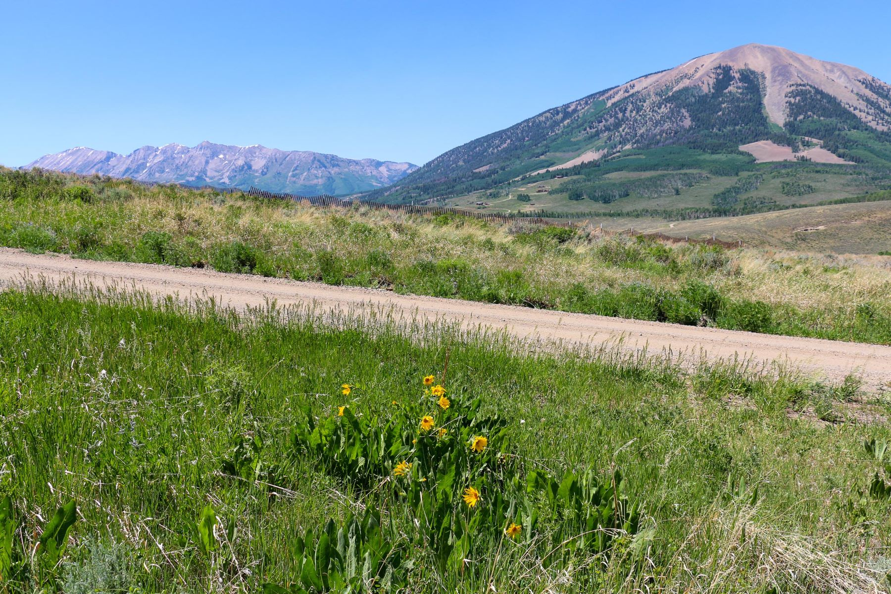 Land for Active at 19 Star Mountain Ranch Drive Gunnison, Colorado 81230 United States