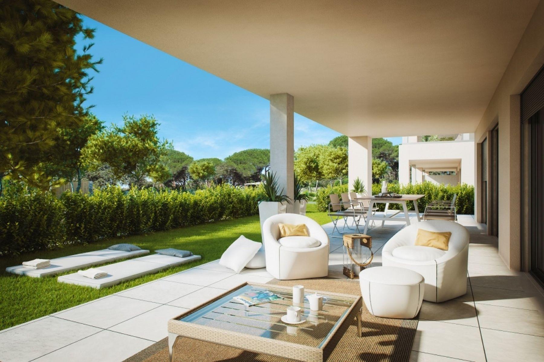واحد منزل الأسرة للـ Sale في New ground-floor apartments in Nova Santa Ponsa Santa Ponsa, Balearic Islands, Spain