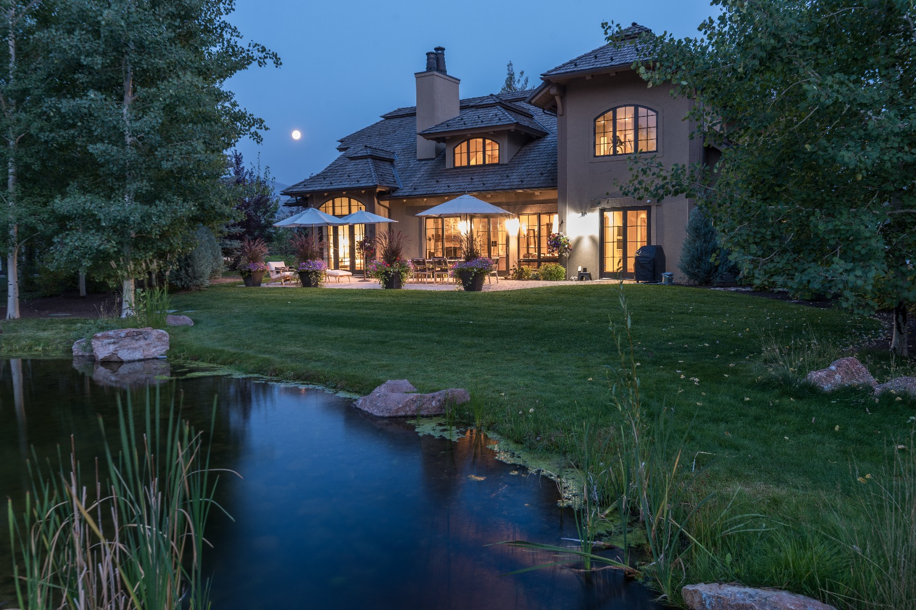 Single Family Home for Active at Luxury At It's Finest 21 Streamside Drive Hailey, Idaho 83333 United States
