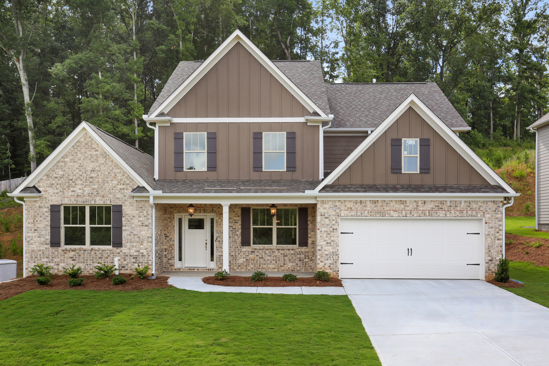 Single Family Home for Sale at Thorngate Phase 5 - Move-In Ready 1510 Nightfall Court Cumming, Georgia 30040 United States