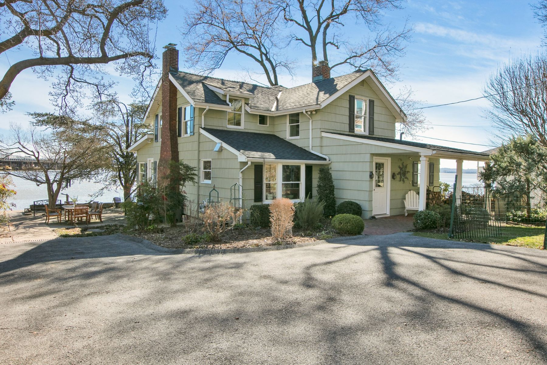 "Single Family Home for Sale at ""The Captain's House"" 48 River Rd. Grandview, New York, 10960 United States"
