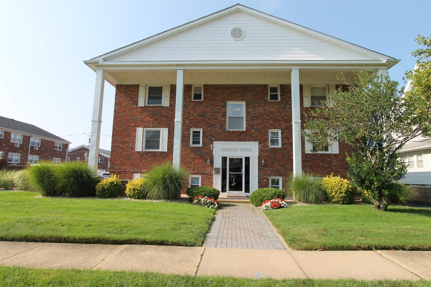 condominiums per Vendita alle ore 205 2nd Avenue 1D 205 2nd Ave #1D, Belmar, New Jersey 07719 Stati Uniti