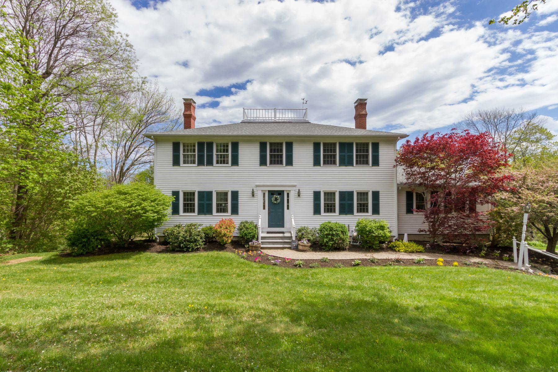 Casa para uma família para Venda às 65 High Street Camden, Maine, 04843 Estados Unidos