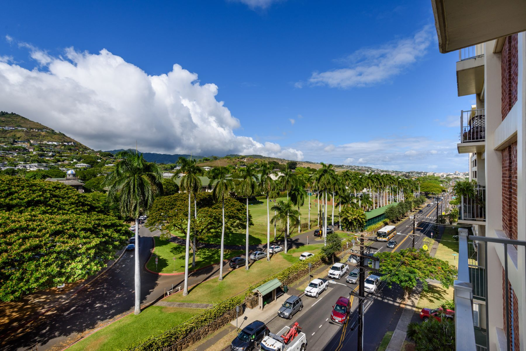 Condominium for Sale at Tropical Island Home 1535 Punahou Street #703 Honolulu, Hawaii 96822 United States