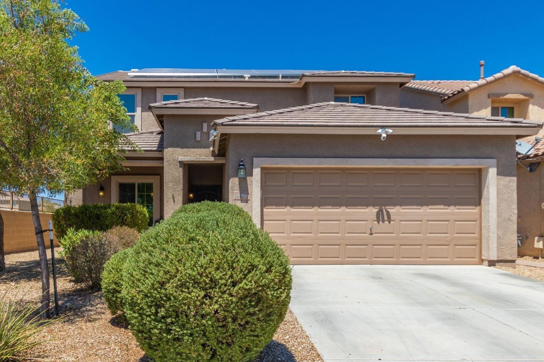Single Family Homes por un Venta en Vista De Montana 19186 W ADAMS ST Buckeye, Arizona 85326 Estados Unidos