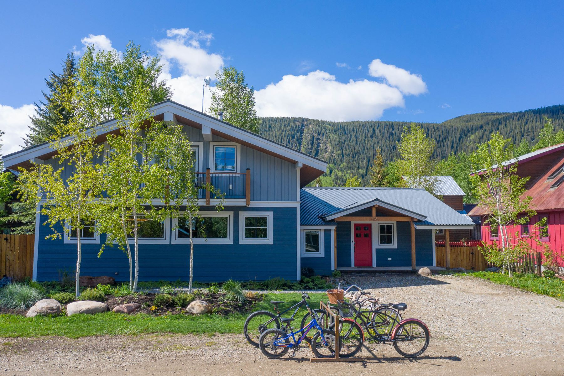 Single Family Homes for Sale at 726 Maroon Avenue Crested Butte, Colorado 81224 United States