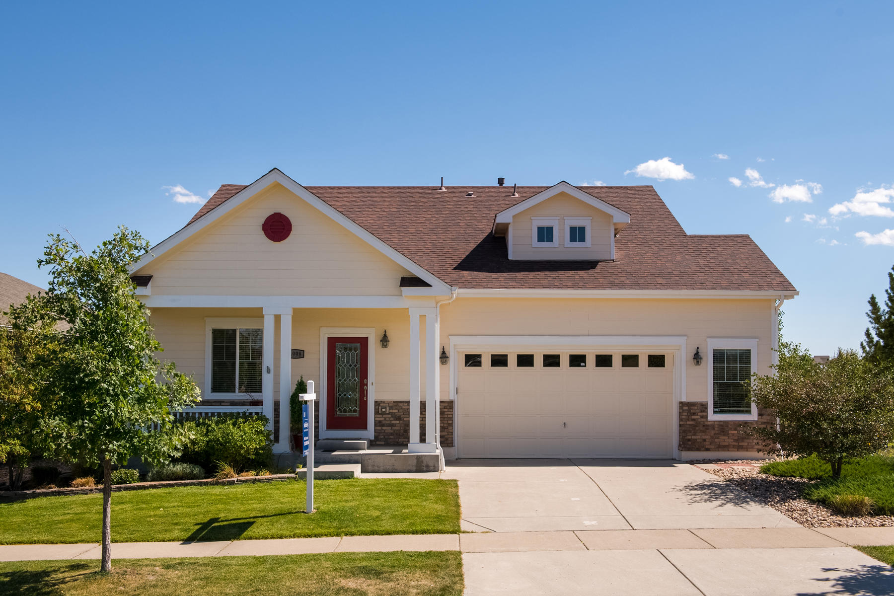 Single Family Home for Active at Rare Efficient Single Story Style Living 6998 S Riverwood Way Aurora, Colorado 80016 United States