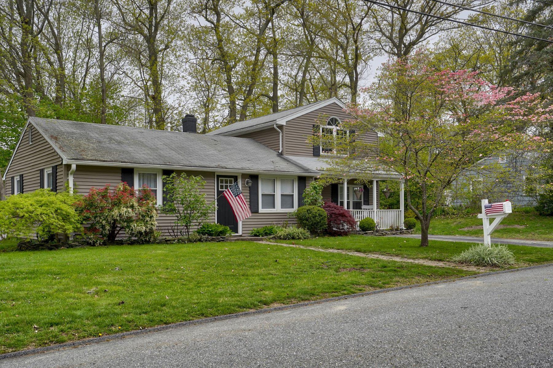 Single Family Home for Active at 29 Lindsay Road, Billerica 29 Lindsay Rd Billerica, Massachusetts 01821 United States