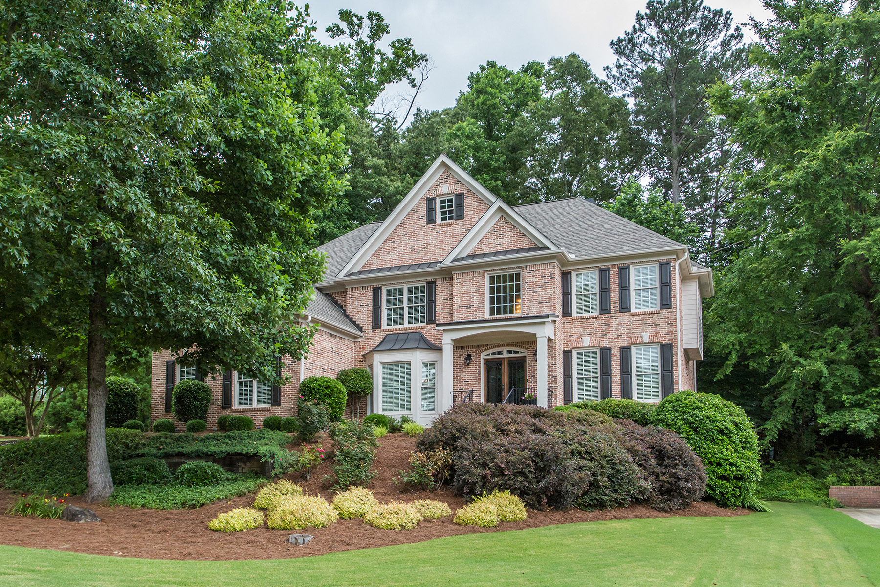 Single Family Home for Sale at Practically Perfect In Every Way 7260 Scotshire Way Cumming, Georgia 30040 United States