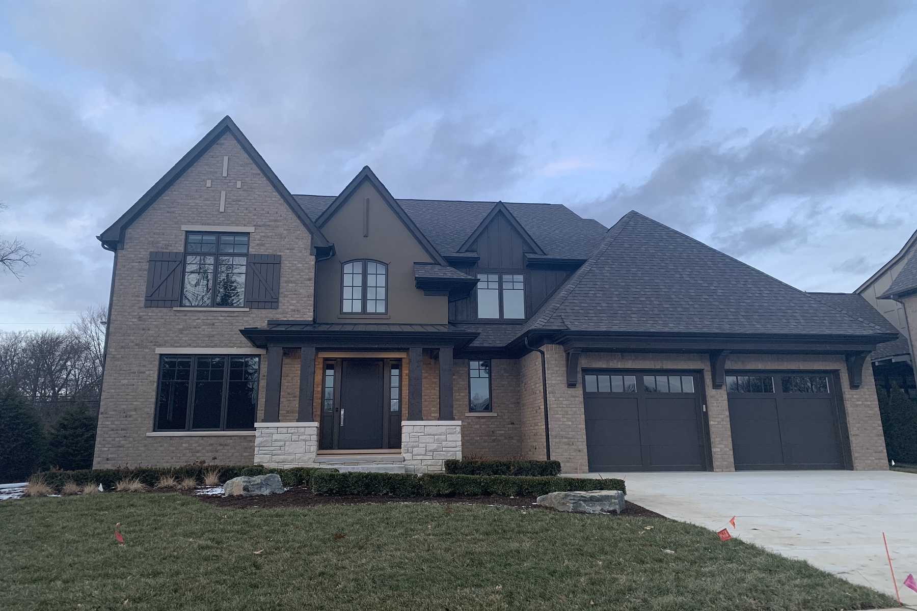 Single Family Homes for Sale at Birmingham 3824 Poppleton Court Troy, Michigan 48084 United States