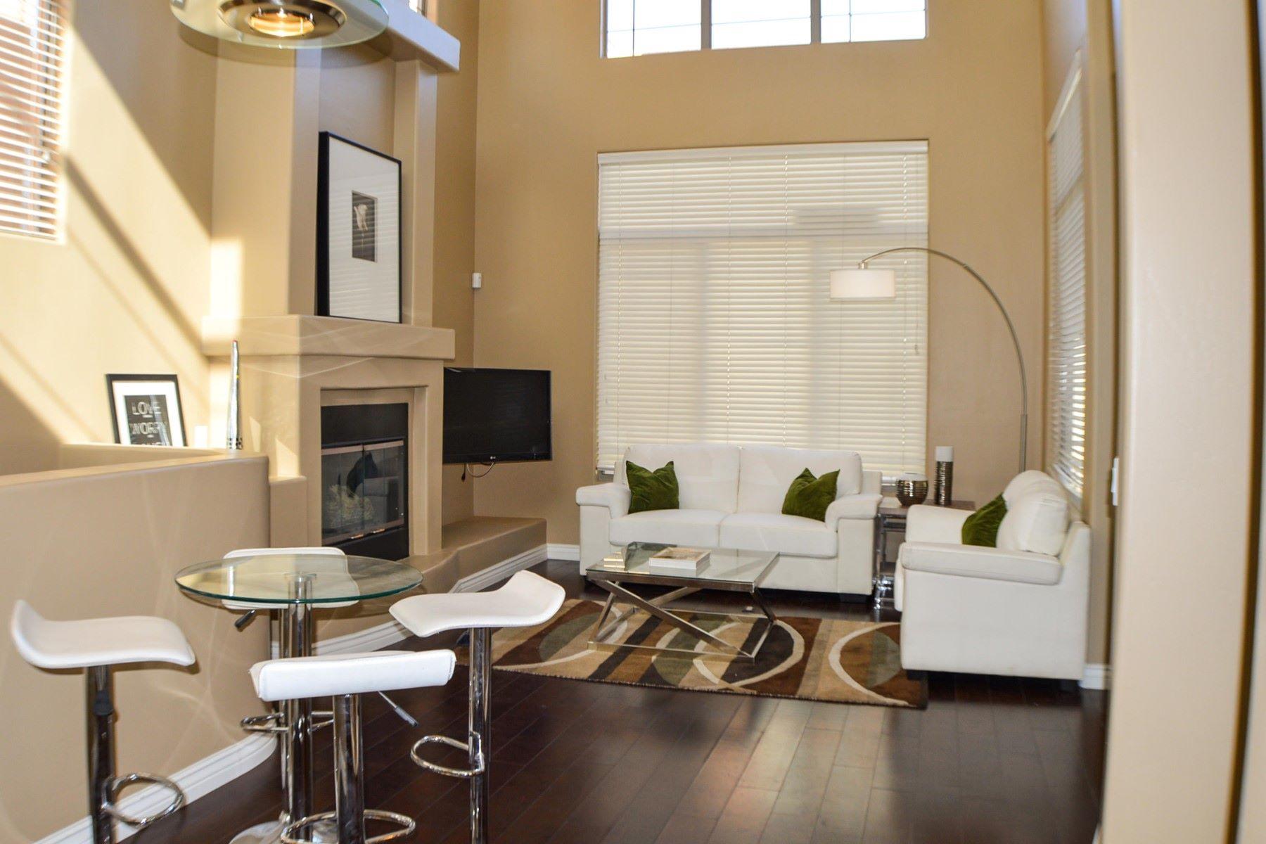 Adosado por un Venta en Interior floorplan is offered for sale in Astragal Luxury Villas 14450 N Thompson Peak PKWY 214 Scottsdale, Arizona, 85260 Estados Unidos