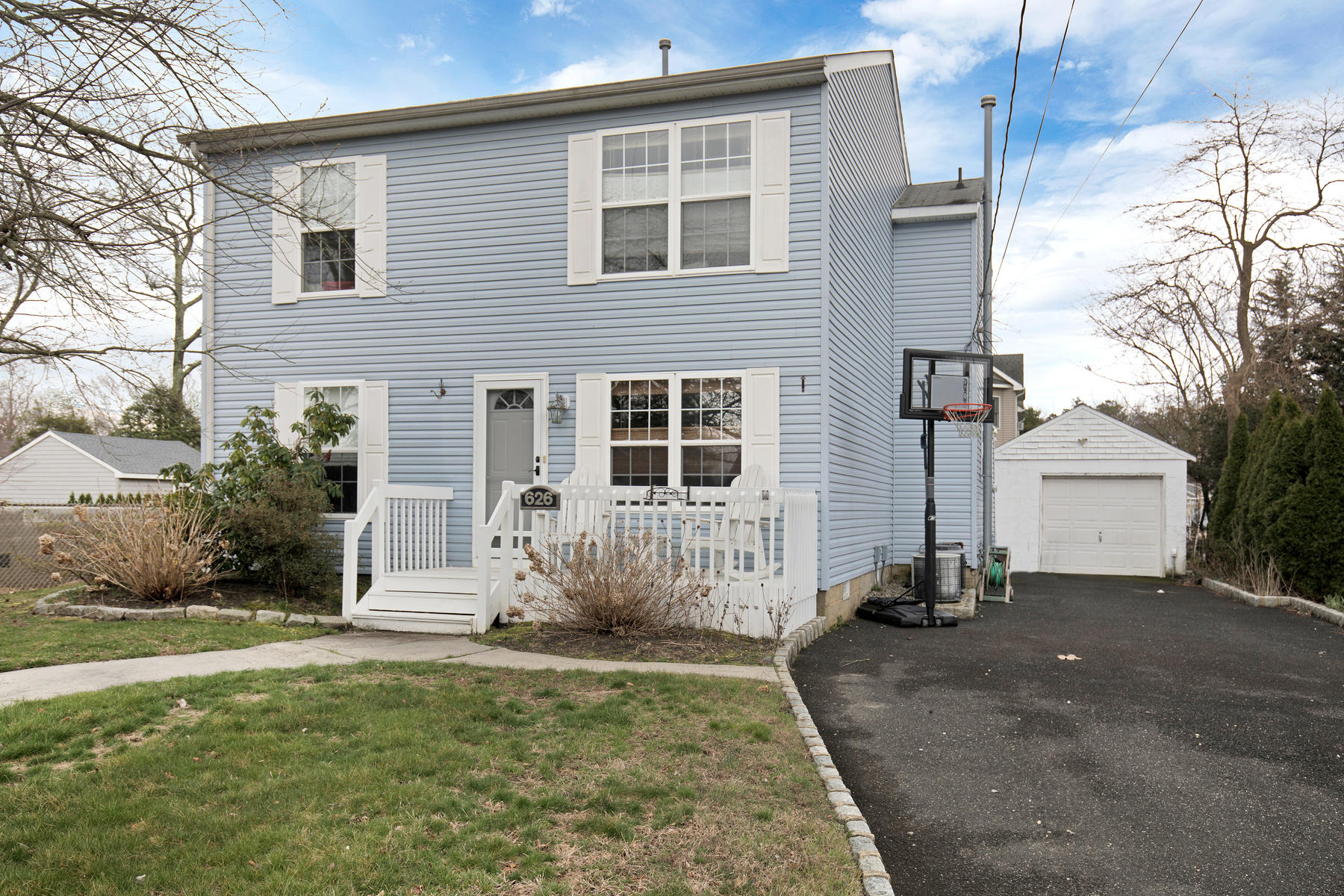 Single Family Home for Sale at Desirable East Of The Canal Location 626 Delaware Avenue Point Pleasant, New Jersey 08742 United States