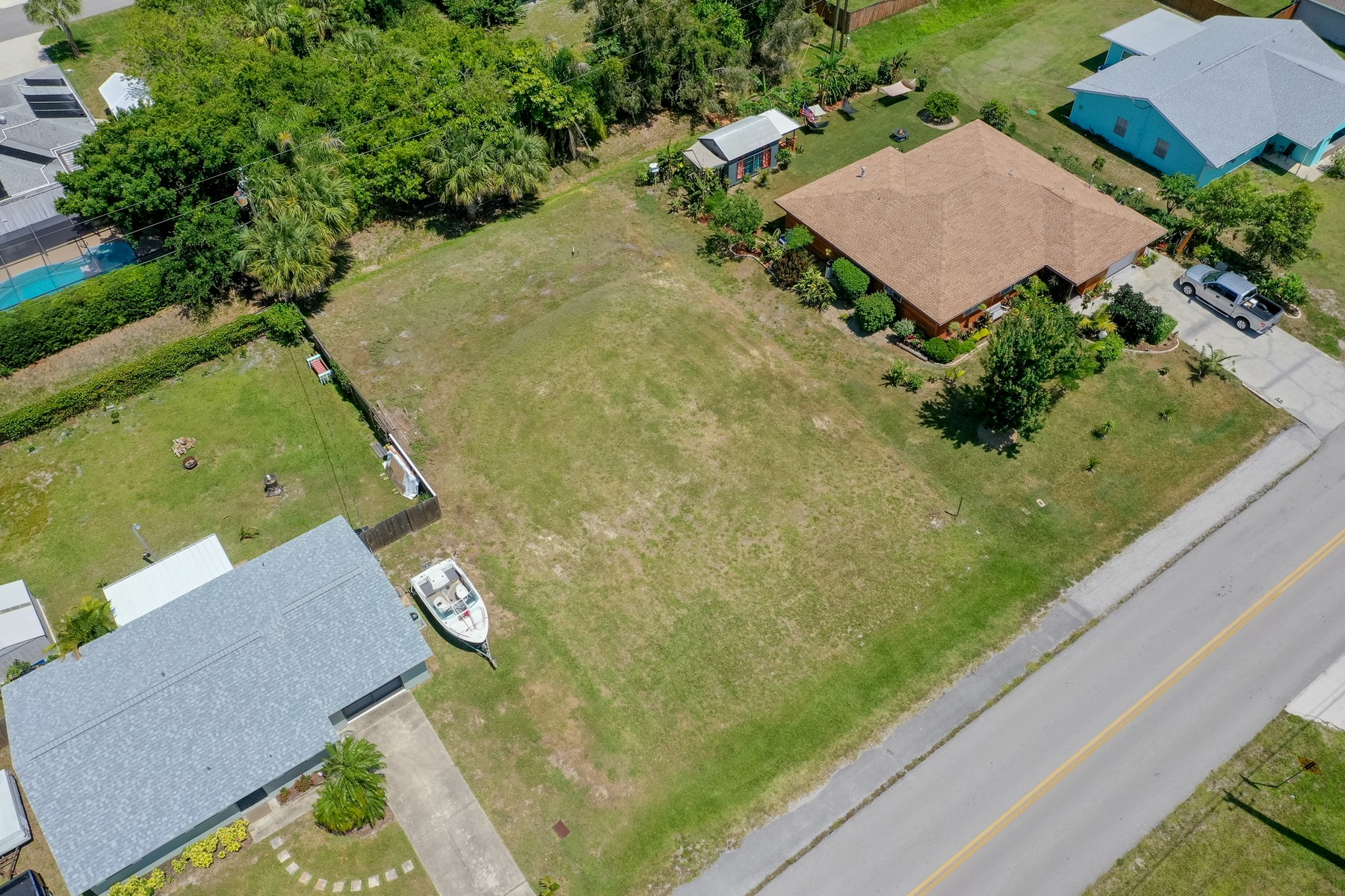 Land for Sale at Beautiful Homesite in Sebastian 525 Fleming Street Sebastian, Florida 32958 United States
