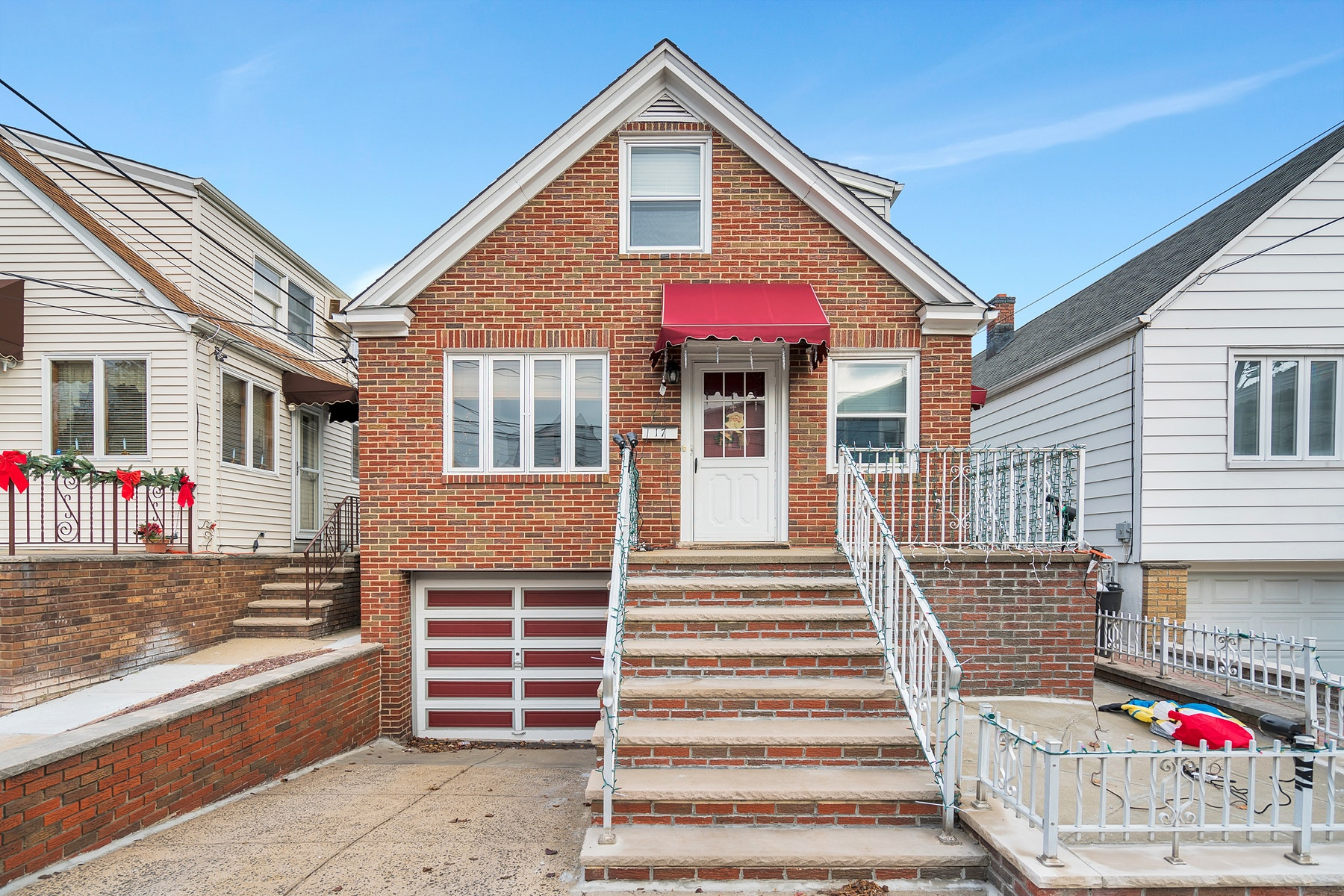 Single Family Home for Sale at Spacious Three Bedroom 17 W 12th Street, Bayonne, New Jersey 07002 United States