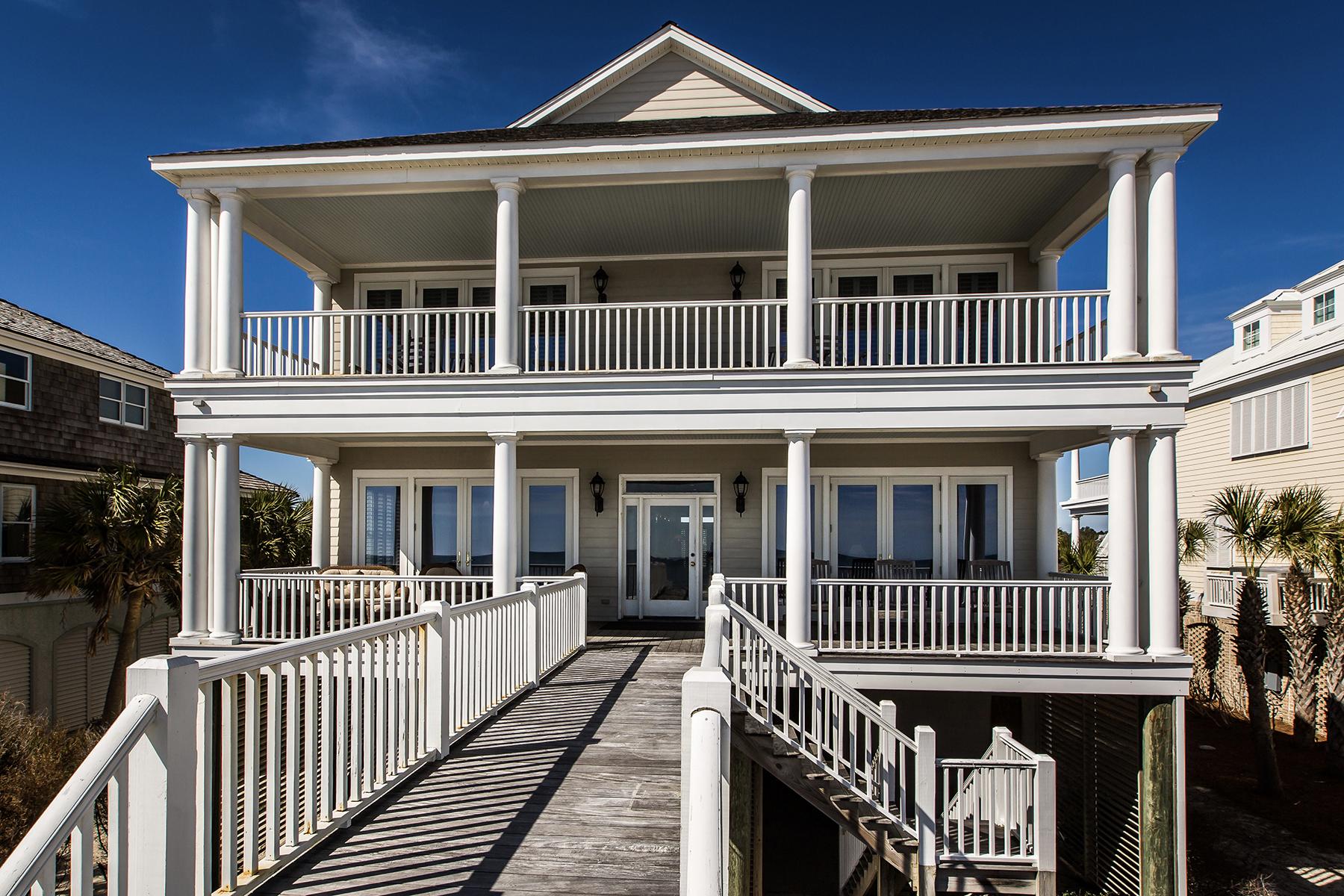 Частный односемейный дом для того Продажа на 1071 Norris Drive Pawleys Island, Южная Каролина, 29585 Соединенные Штаты
