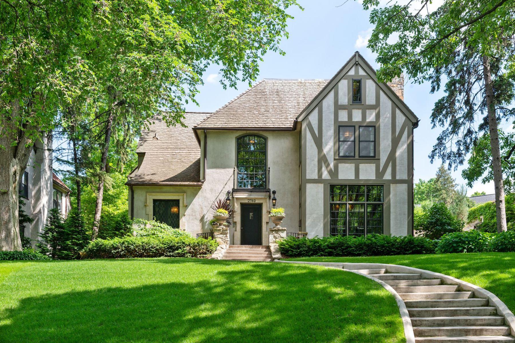 Single Family Homes voor Verkoop op Minneapolis, Minnesota 55416 Verenigde Staten