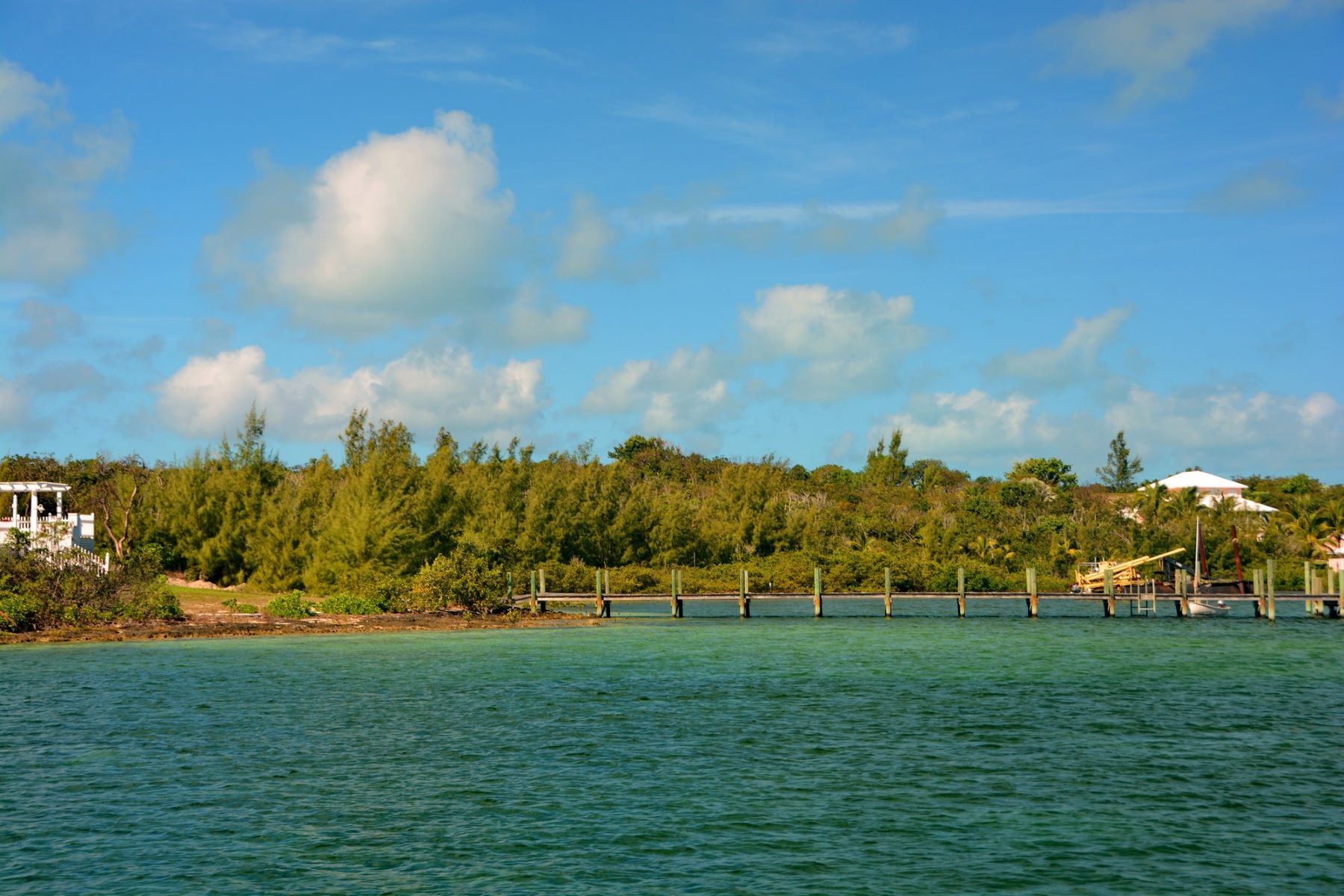 Land for Sale at White Sound Harbourfront Lot Green Turtle Cay, Abaco Bahamas