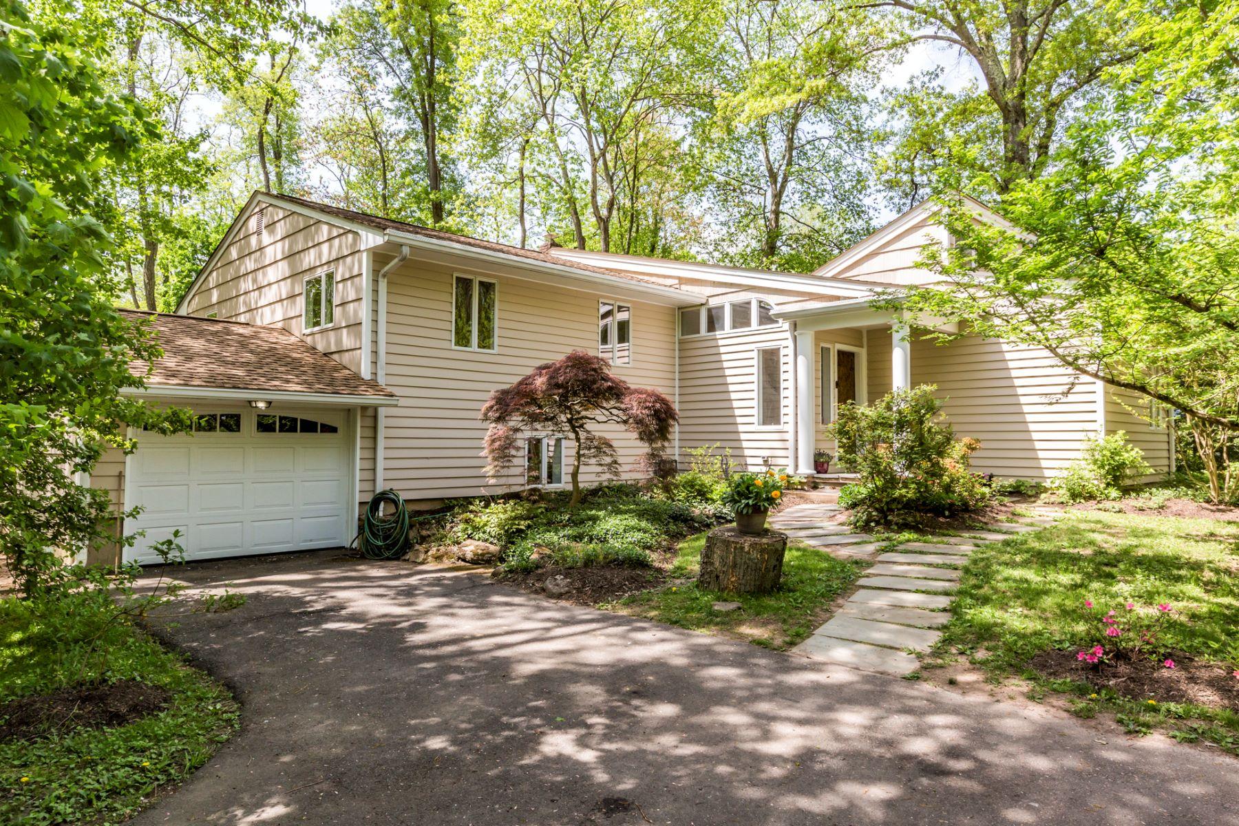 Open Living Spaces and a Peaceful Backyard 350 Herrontown Road, Princeton, Nueva Jersey 08540 Estados Unidos