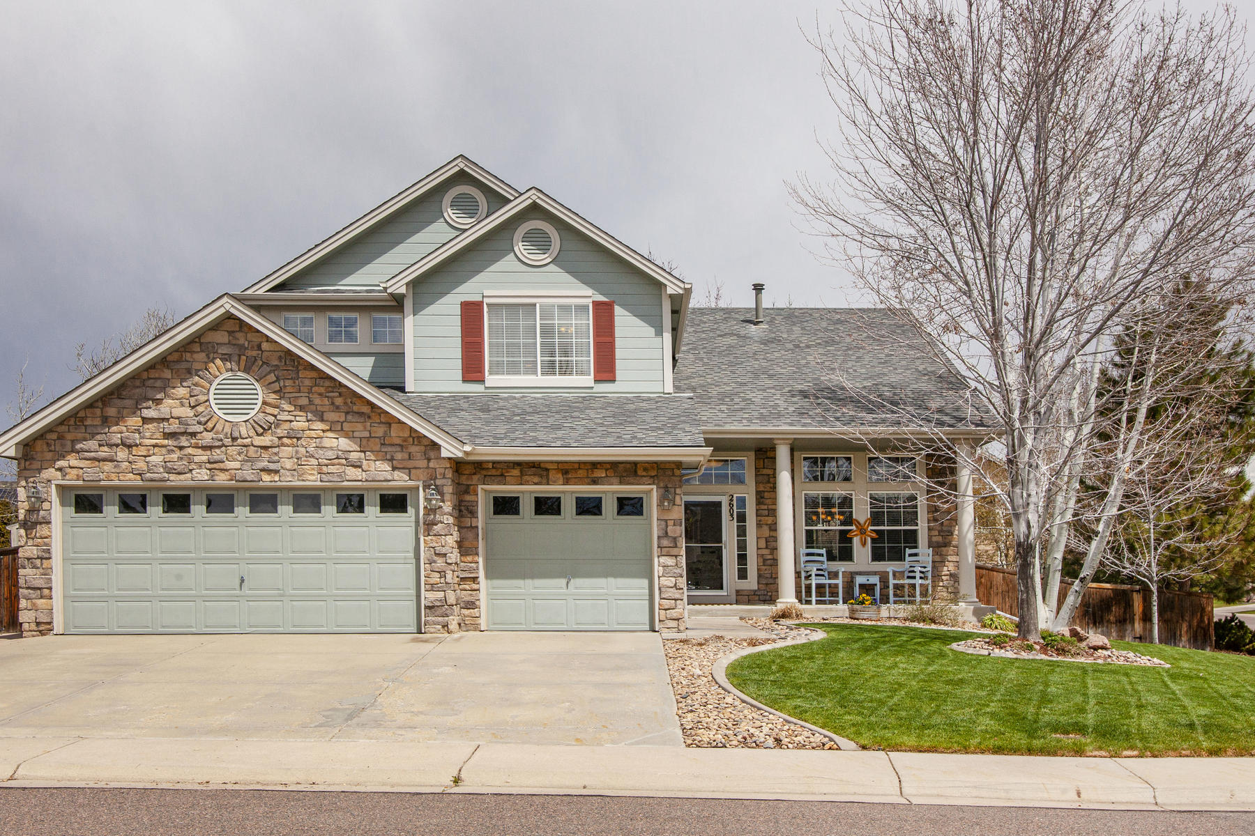 Single Family Homes for Sale at Fantastic Location in The Desirable Haven Pool Community! 2603 E 146th Place Thornton, Colorado 80602 United States