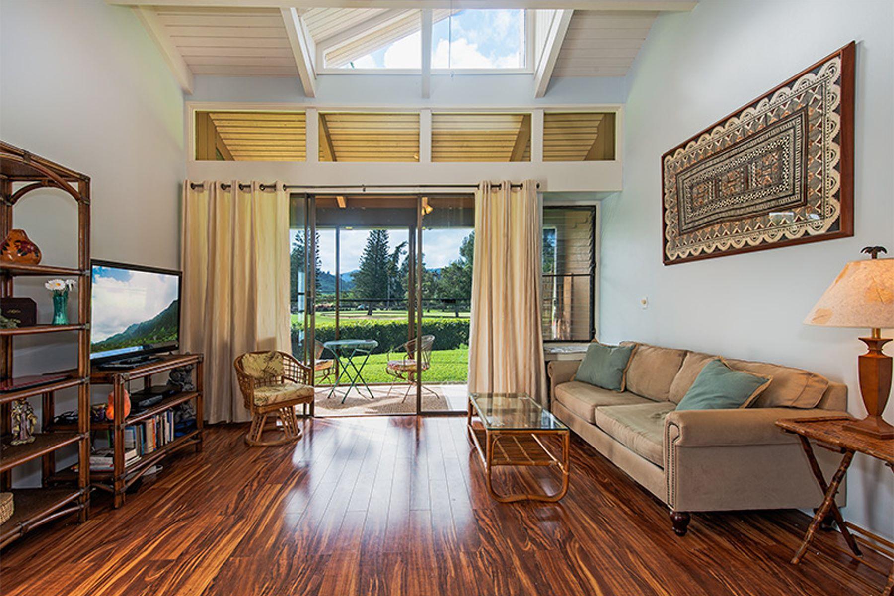 타운하우스 용 매매 에 Gated Kahuku Townhome 57-101 W Kuilima Drive #162 Kahuku, 하와이, 96731 미국